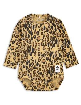 Body - Basic leopard body - beige
