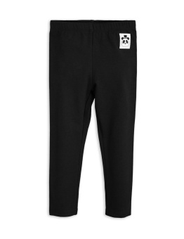 Leggings - Basic - black
