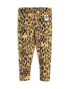 Leggings - Basic - leopard