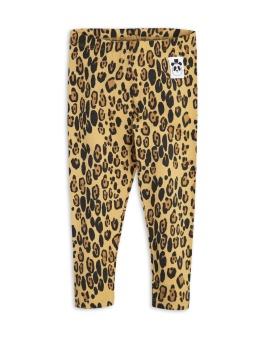 Leggings - Basic - leopard