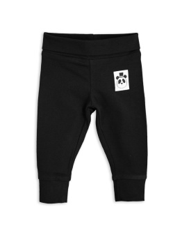 Babyleggings - Basic nb - black