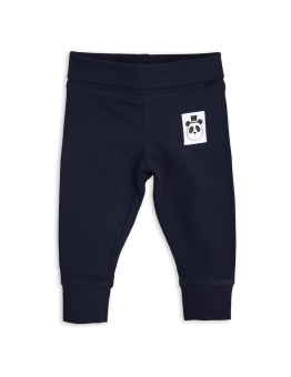 Babyleggings - Basic nb - navy