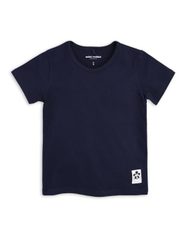 T-shirt - Basic tee - navy
