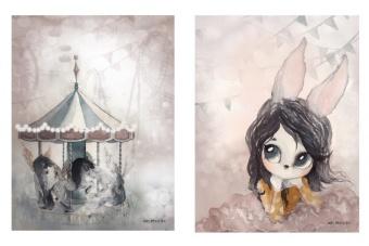 Carousel/Miss Lola, Poster 2-Pack