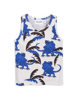 Linne - Draco tank - blue