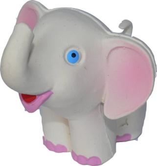 Badleksak/pipleksak - Elefant - naturgummi