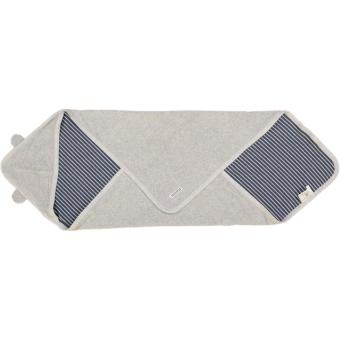 Badcape - blå 7d359af0555cf