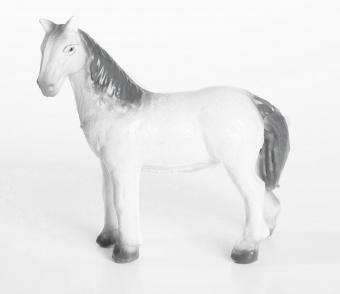 Häst - grå WS