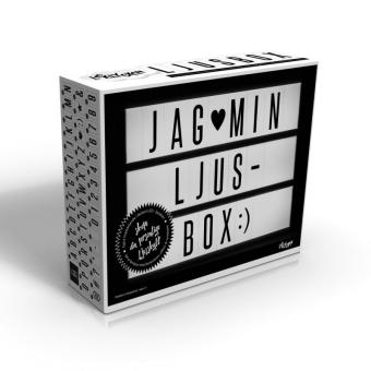 Ljusbox A4