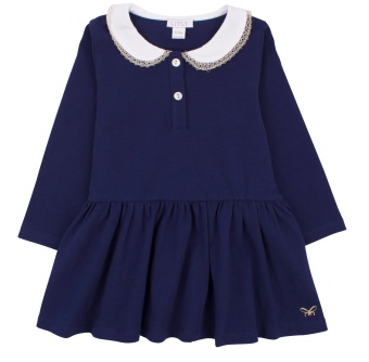 Klänning - Marianne Dress Navy
