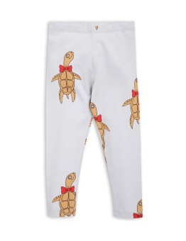 Turtle leggings grey