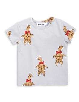 Turtle ss tee grey