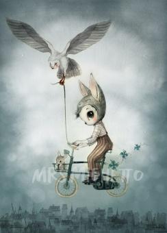 Poster, 50x70 - Mr Simon