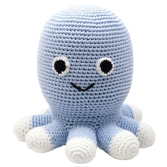 Gosedjur - Octopus (Light blue)