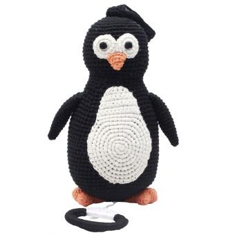 Speldosa - Sir Penguin