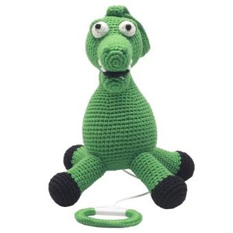 Speldosa - Mr Crocodile