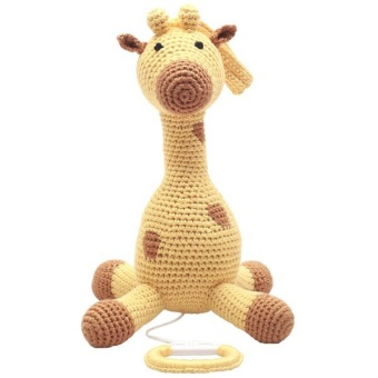 Speldosa - Mr Giraffe
