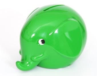 Sparbössa - Liten grön