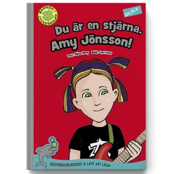 Du är en stjärna, Amy Jönsson!