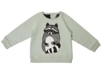 Tröja Raccoon (vändbar)