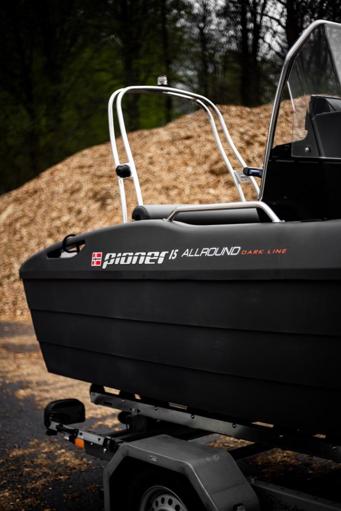 Pioner 15 Allround Special Edition båtpaket