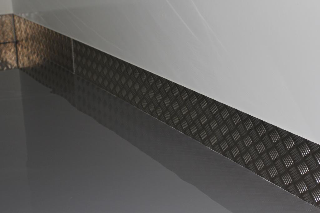 aluminiumplåt till släpvagn