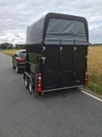 Anssems Hästvagn PTH 2300 Ganador - vit