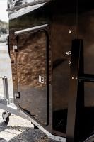 Anssems Hästvagn PTH 2300 Ganador - svart metallic