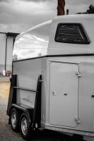 Anssems Hästvagn PTH 2300 Ganador - silver metallic