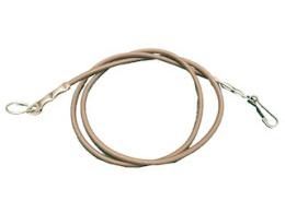 Cover cord zigzag, 120 cm