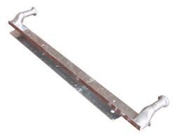 Pendulating hinge Cobalt H, 30+40 cm, Droite