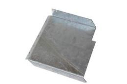Stänkskärm, galvaniserad stål, vänster, till Azure H / Cobalt H (2006-2013)
