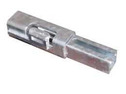 Rear corner post 15 cm, rightside (for model with a pendulating rear wall with drop side extension)