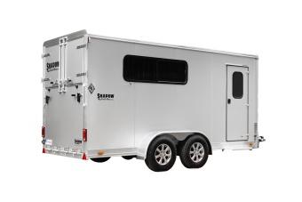 Stablemate Large - 3 Horses slant load
