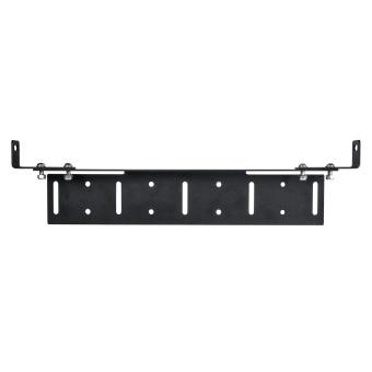 Strands ExtraljusHållare – Flex LED bar Svart