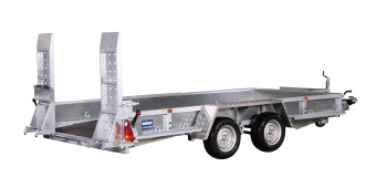 Variant maskinsläp 2718 B4 - 2700 kg 400x180x30 cm