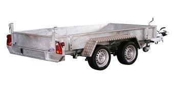Variant Tipp-maskinsläp 3515 MT 3500 kg 300x150x30 cm