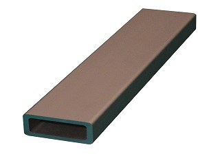 Rectangular tube, 60X30X5 cm, For tailramp