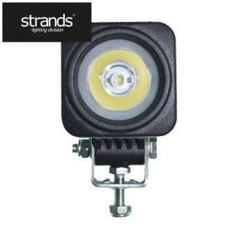 Strands Arbetslampa LED 10W med DT-kontakt