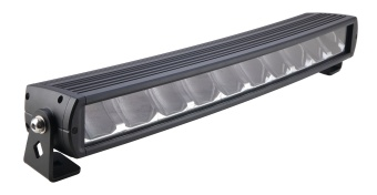 Strands ARCUM LED bar curved 20″, 100W Positionsljus, 9-36V DC, DT-3-kontakt