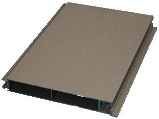 Lower wall Azure H/Cobalt H, 20 cm, Per meter