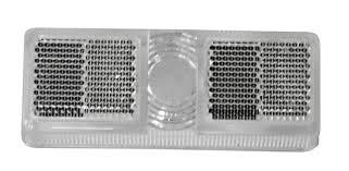 Glas Aspöck - vit för FLEXIPOINT III