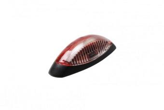 Flexipoint II Röd/Vit utan glödlampa och kabel