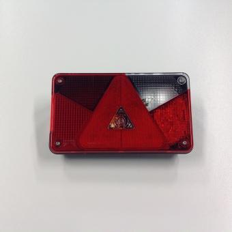 Multipoint V LED höger med bak ljus