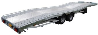 Car transporter, single axle 7000kg