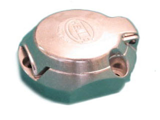 Socket, 7 pin, Metal