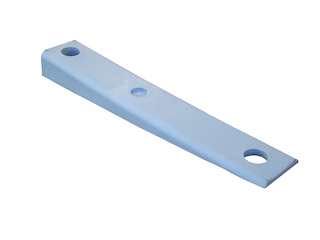 Distance part ( for tow bar and brake) , plastic