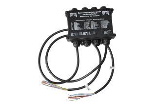 Voltage transformer, 24-12 Volt