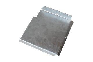 Stänkskärm, galvaniserad stål, höger, till Azure H / Cobalt H (2006-2013)