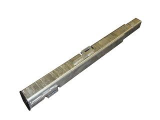 Mittstolpe till Azure H 50 cm hög, galvaniserad